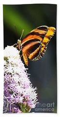 Butterfly 2 Bath Towel by Tom Prendergast