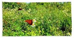 Butterfly Bonanza Hand Towel