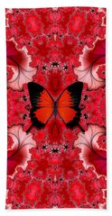 Butterfly Dream Phone Case Bath Towel