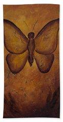 Butterfly Freedom Bath Towel