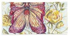 Butterfly Grace Fairy Hand Towel