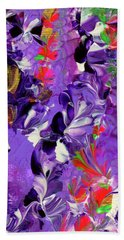Butterfly Island Treasures Bath Towel