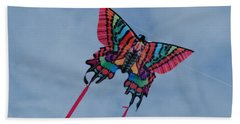 Butterfly Kite 2 Hand Towel