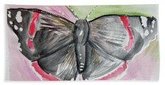 Butterfly Bath Towel