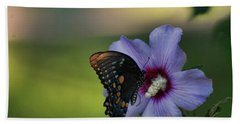 Butterfly Lunch Bath Towel