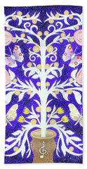 Butterfly Sonata Hand Towel