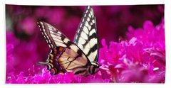 Butterfly1 Bath Towel