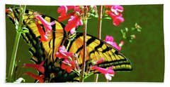 Butterfly's Dream Hand Towel