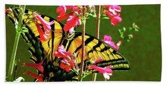 Butterfly's Dream Bath Towel
