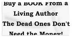 Buy From Living Author Hand Towel