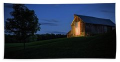 Old Glory By Dusks Early Light Hand Towel