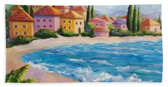 By The Sea Bath Towel