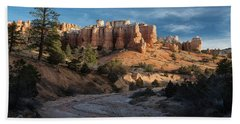 Byrce Canyon Sunrise Utah Bath Towel