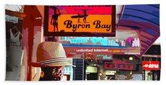 Byron Bay Summer Hand Towel