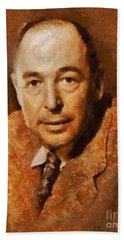 C. S. Lewis, Literary Legend Hand Towel