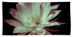 Cactus Flower Bath Towel