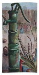 Cactus Joes' Pump Hand Towel