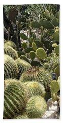 Cactus Life In Arizona Hand Towel