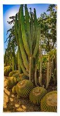 Cactus Promenade Bath Towel