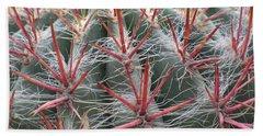 Cactus01 Hand Towel