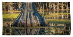 Caddo Cypress Trunk Hand Towel