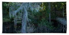 Caddo Lake #1 Hand Towel