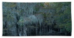 Caddo Lake #2 Hand Towel