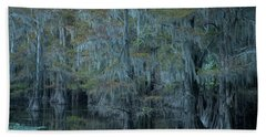 Caddo Lake #3 Hand Towel