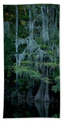 Caddo Lake #4 Hand Towel