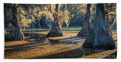Caddo Panorama Hand Towel