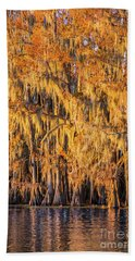 Caddo Spanish Moss Hand Towel