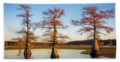 Caddo Three Trees Hand Towel