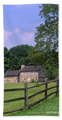 1e140 Caesar Creek Pioneer Village Photo Hand Towel