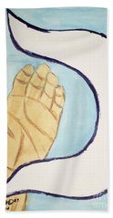 Caf Palm Hand Towel