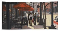 Cafe Lodo Hand Towel