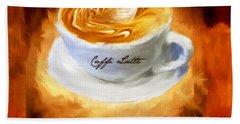 Caffe Latte Bath Towel