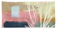 California Abstract- Art By Linda Woods Bath Towel