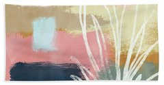 California Abstract- Art By Linda Woods Hand Towel