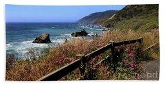 California Coast Bath Towel