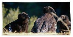 California Condors Hand Towel