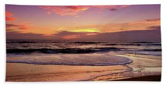 Calm After The Storm Hand Towel by Scott Cameron