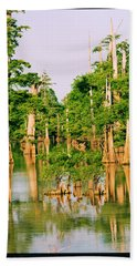 Calm Bayou Bath Towel