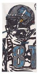 Calvin Johnson Jr 3 Hand Towel