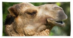 Camel Bath Towel