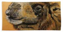 Camel Hand Towel