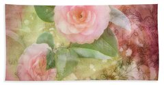 Camillias Card Hand Towel