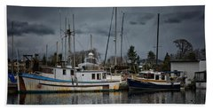 Bath Towel featuring the photograph Camjim by Randy Hall