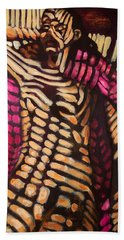 Camouflage Nap Hand Towel