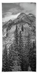 Canadian Rockies No. 2-2 Bath Towel