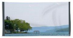 Canandaigua Lake-ii Bath Towel